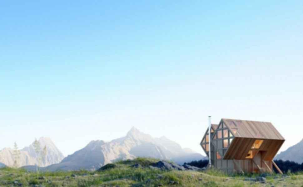 Valley House - Exterior/Landscape