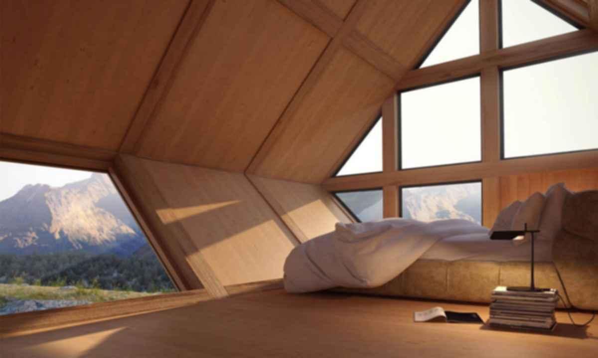 Valley House - Concept Design/Interior/Bedroom