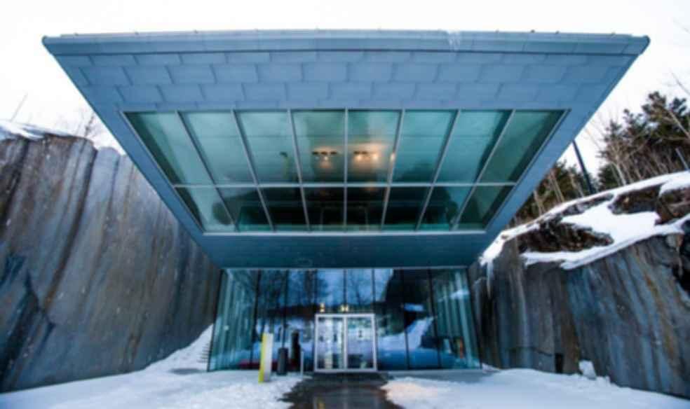 Petter Dass Museum - Entrance