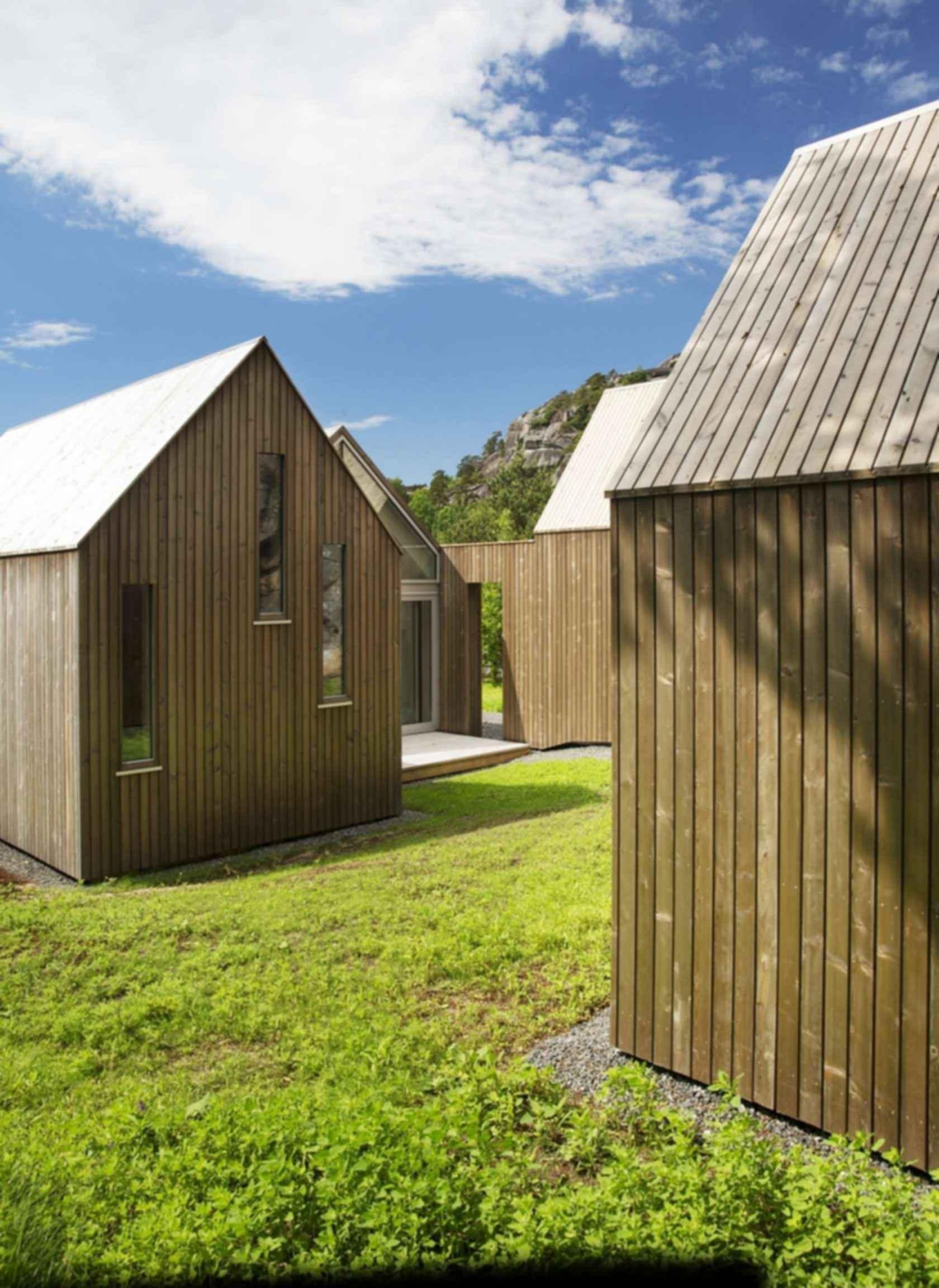 Micro Cluster Cabins - Exterior/Outdoor Area