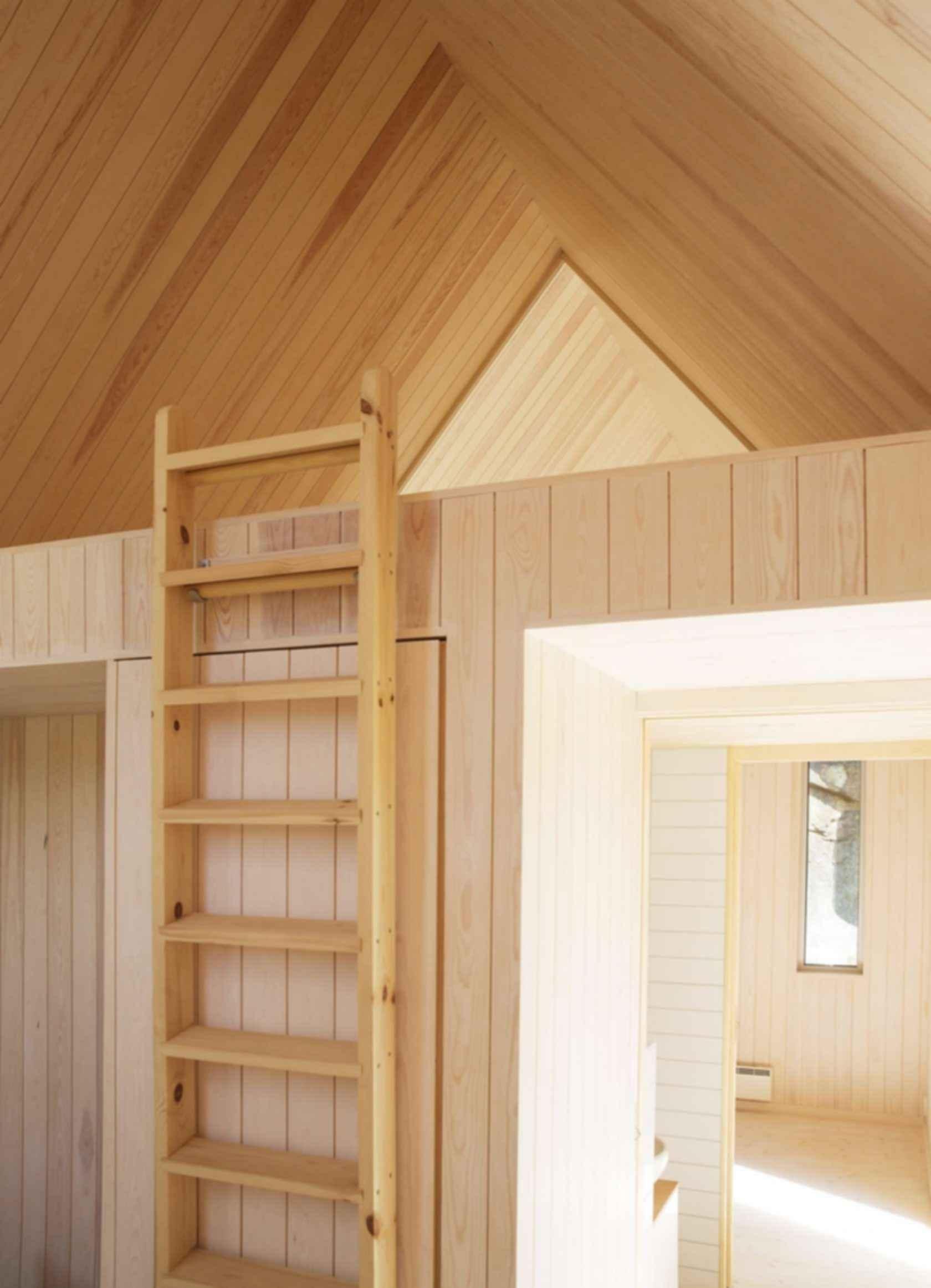 Micro Cluster Cabins - Interior