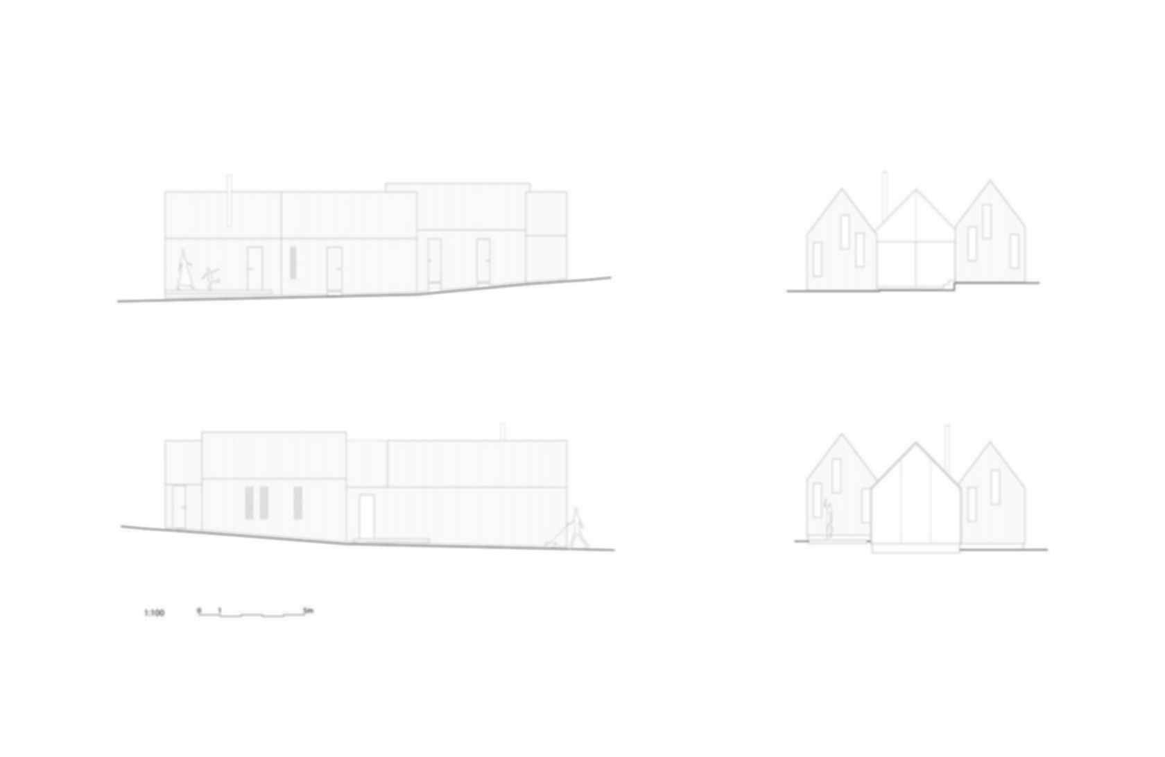 Micro Cluster Cabins - Concept Design
