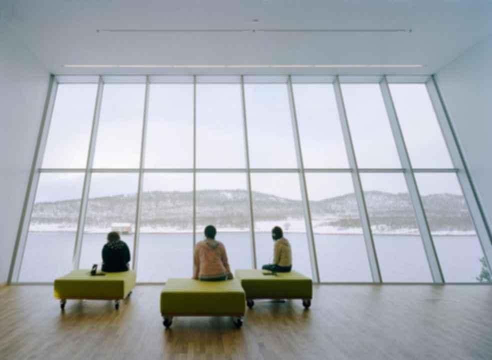 Petter Dass Museum - Interior