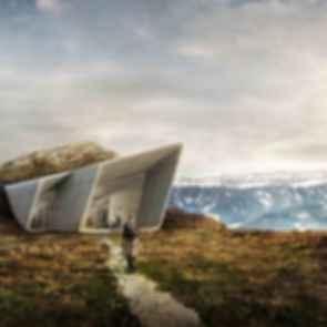 Messner Mountain Museum Corones - Concept Design/Exterior