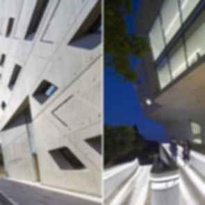 Issam Fares Institute - Exterior