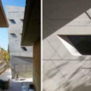 Issam Fares Institute - Windows