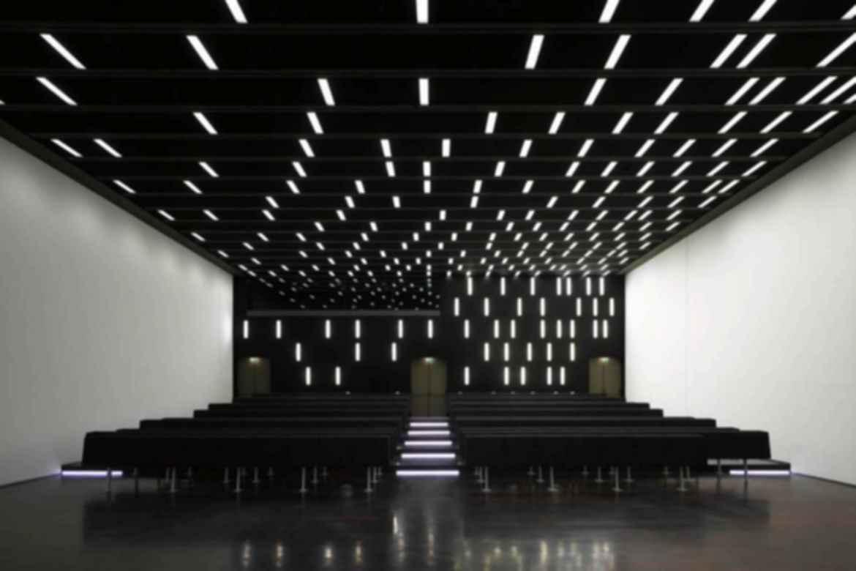 MAXXI Museum - Interior Seating