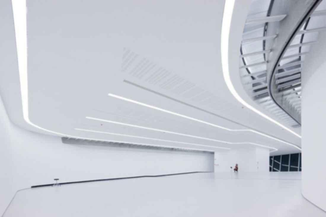 MAXXI Museum - Interior