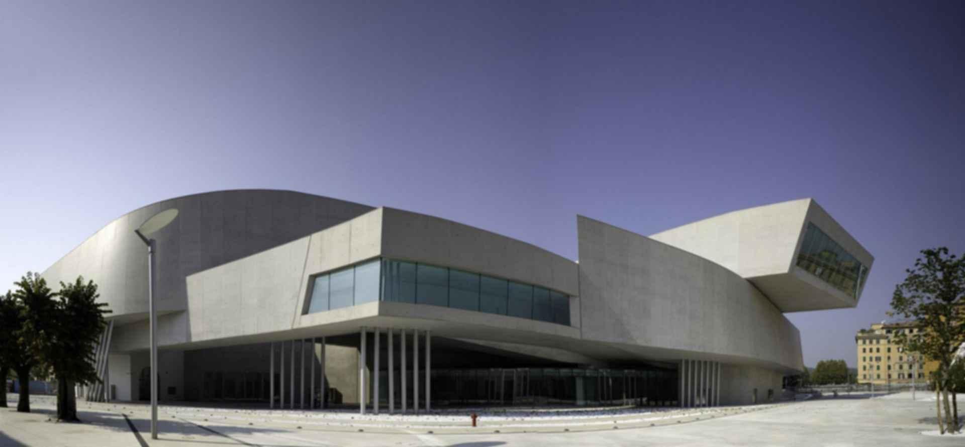 MAXXI Museum - Exterior