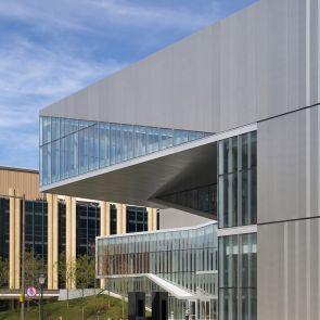 Krishna P. Singh Center for Nanotechnology - Exterior/Street View