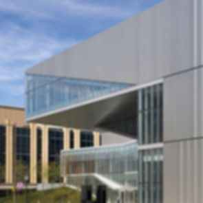 Krishna P. Singh Center for Nanotechnology - Exterior/Street View