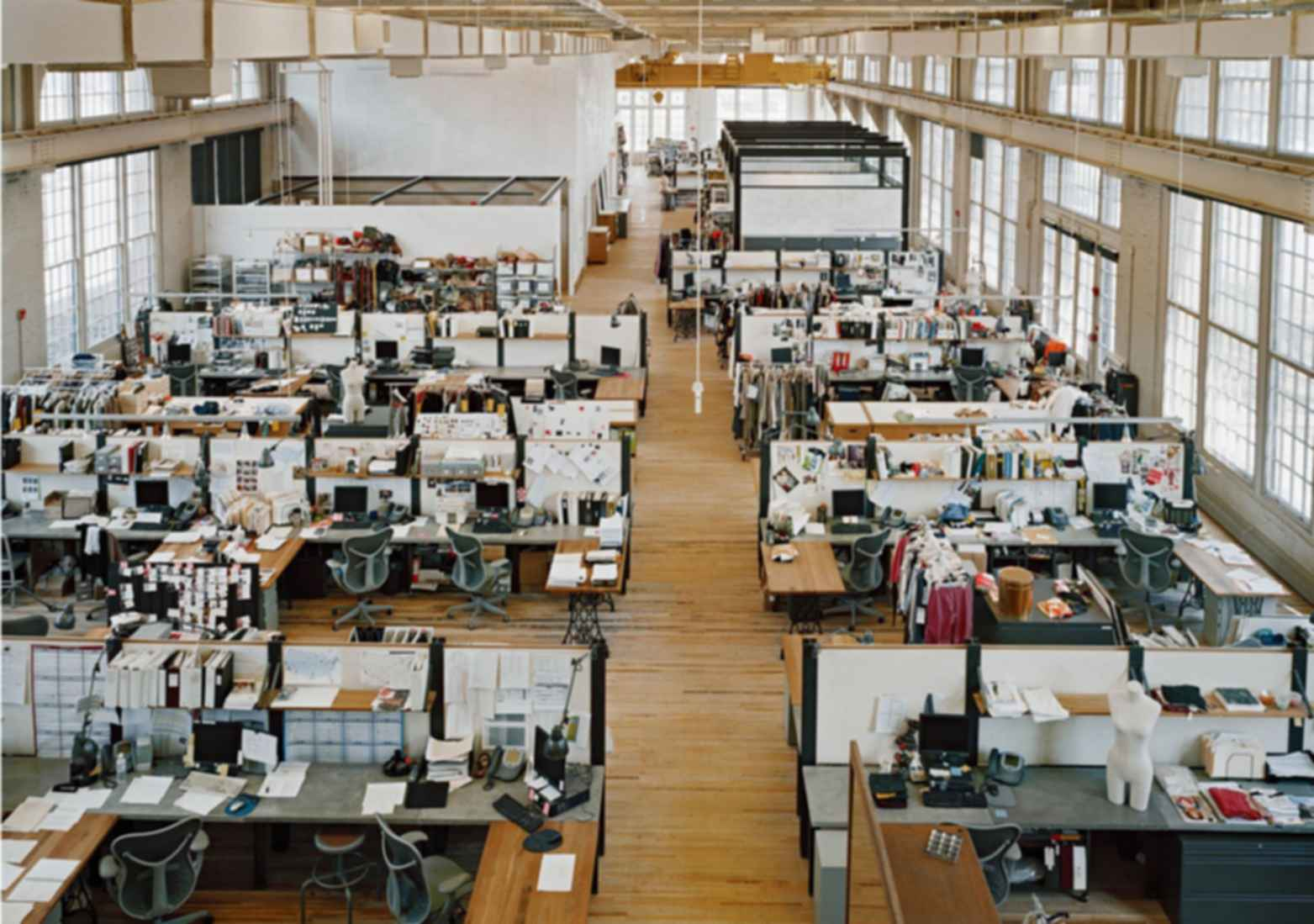 Urban Outfitters Headquarters - Interior Office Space