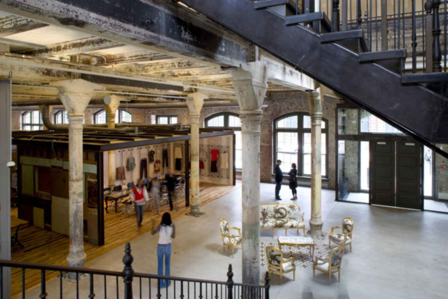 Urban Outfitters Headquarters - Interior