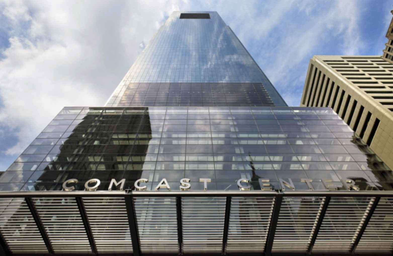 Comcast Center - Exterior