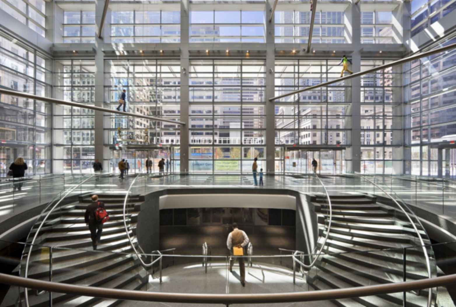 Comcast Center - Interior/Entrance
