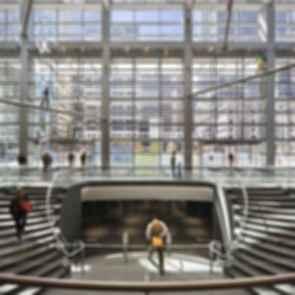 Comcast Center - Interior/Entrance