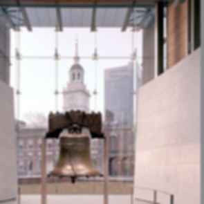 Liberty Bell Center - Interior/Bell