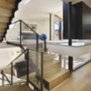 Split Level House - Interior