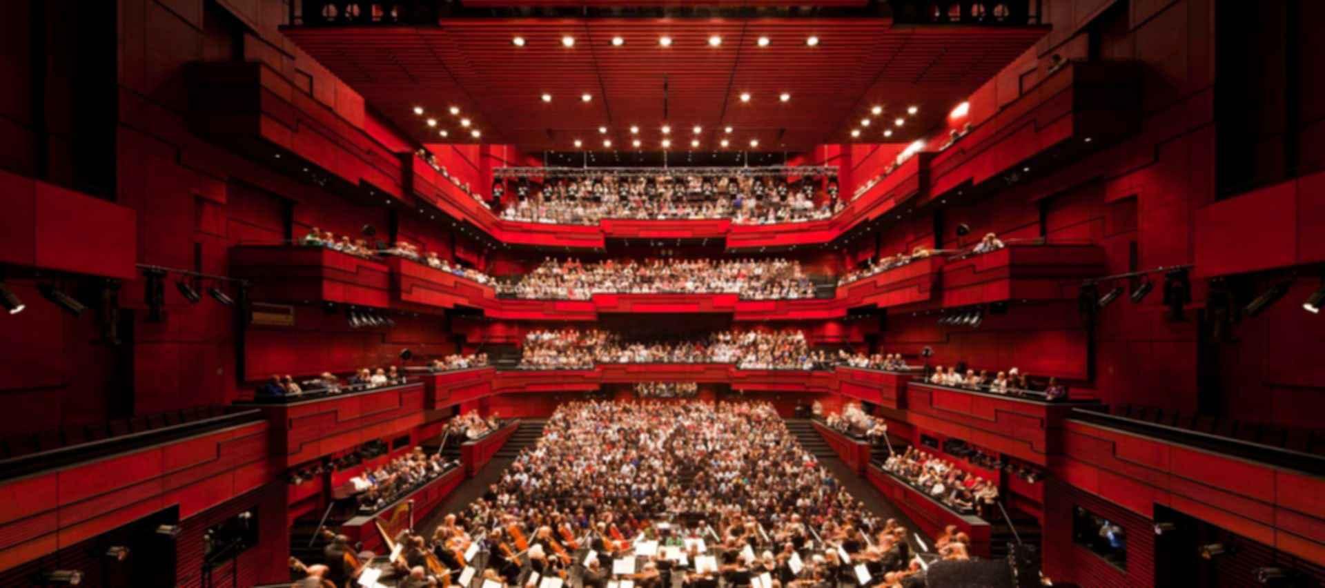 Harpa Concert Hall - Concert Hall