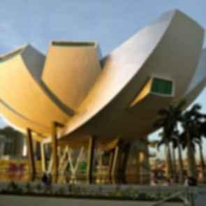 ArtScience Museum Singapore - Exterior