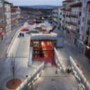 Teruel-zilla - Exterior