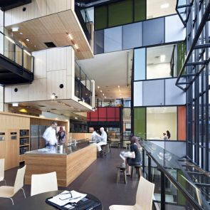 Ecosciences Precinct - Interior