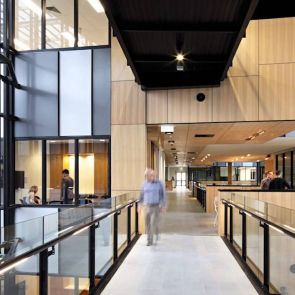 Ecosciences Precinct - Interior/Walkway