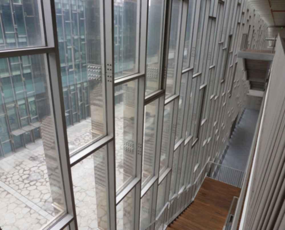 Ewha Womans University - Interior/Windows