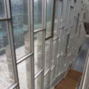 Ewha Womans University - Interior/Windows