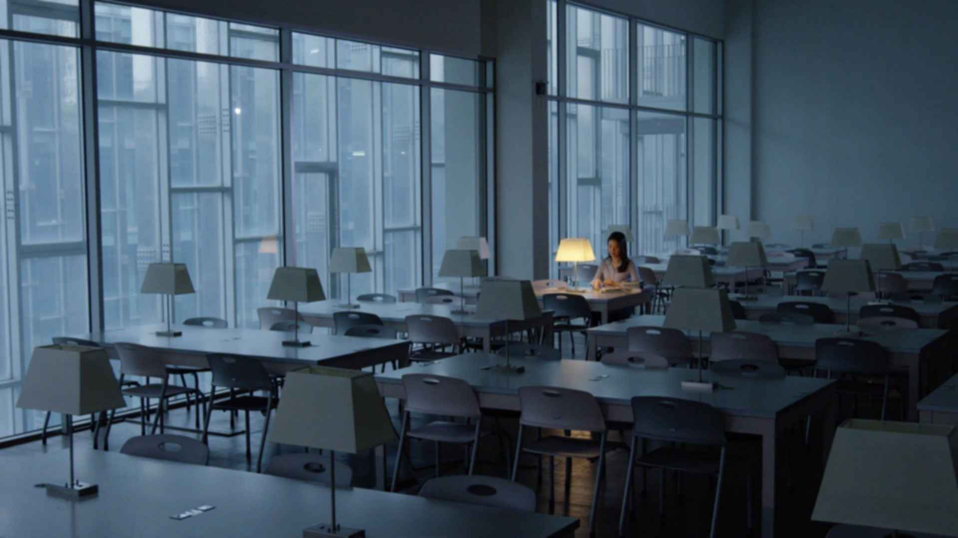 Ewha Womans University - Interior/Working Space