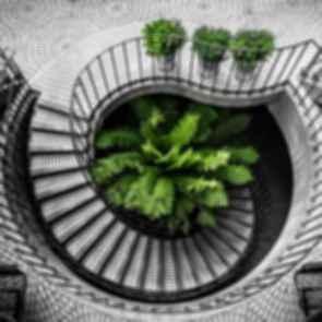 Hyatt Regency Embarcadero Center - Stairs