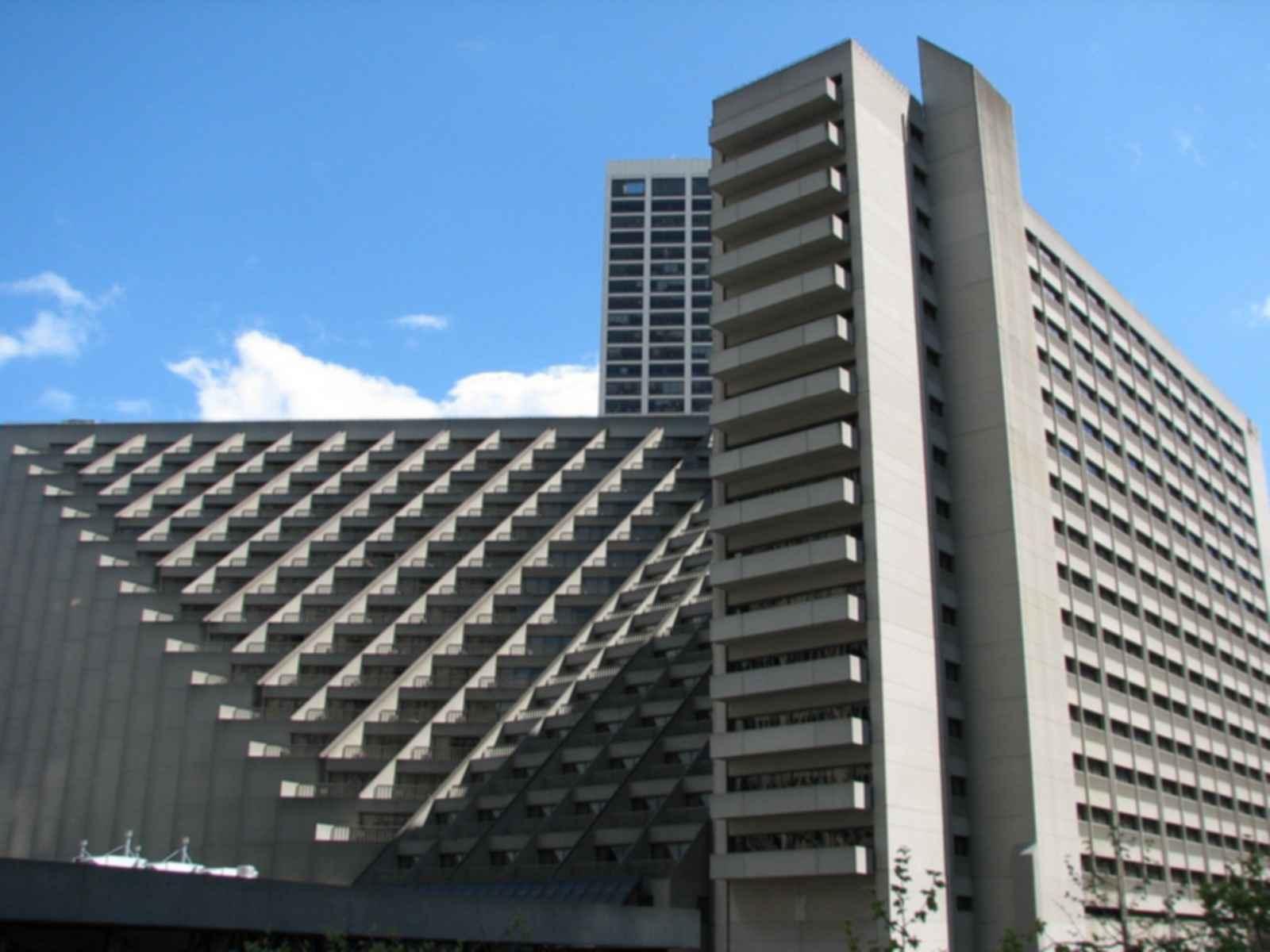 Hyatt Regency Embarcadero Center - Exterior
