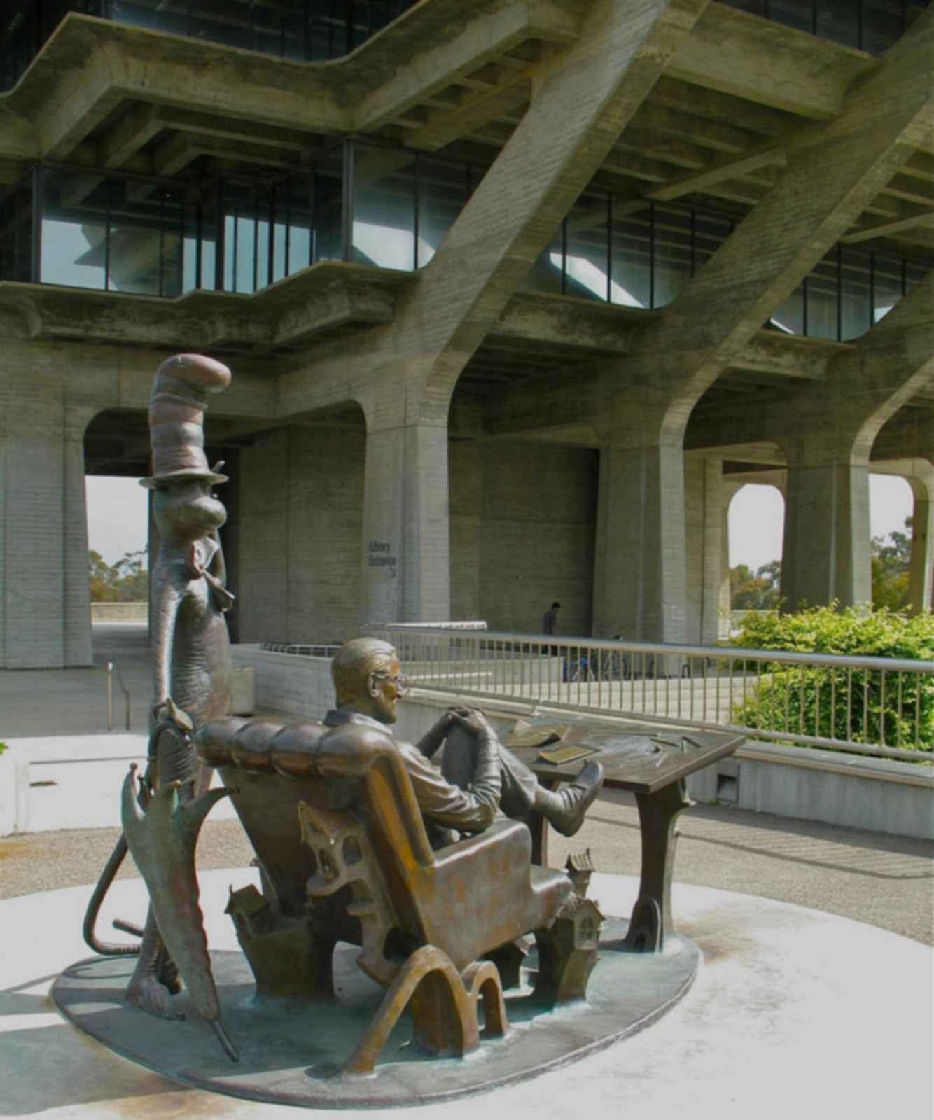Geisel Library Exterior Monuments Modlar Com