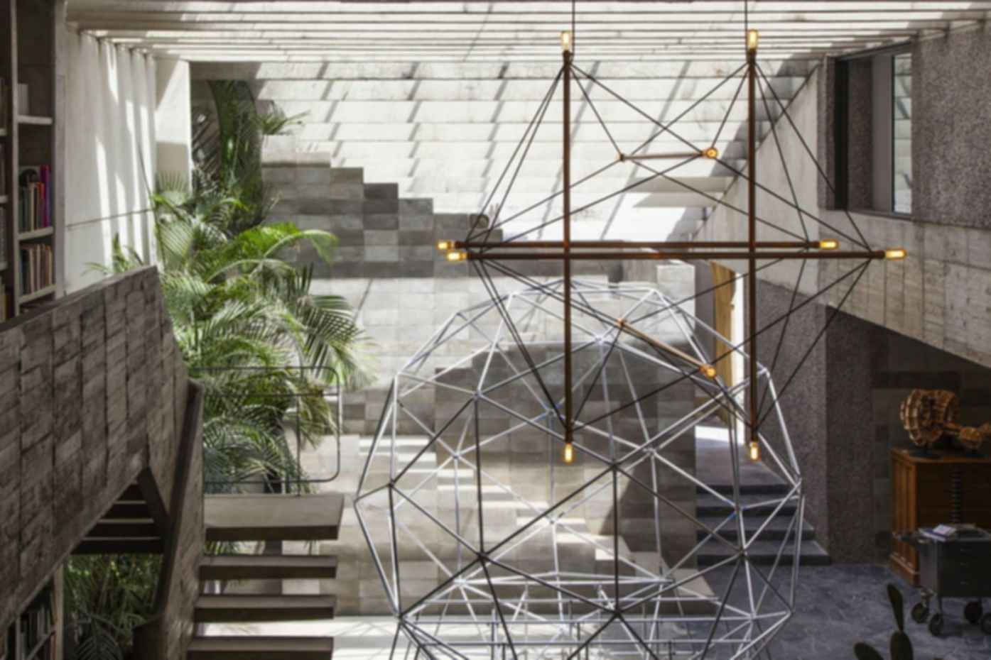 Reyes House - Interior/Structures
