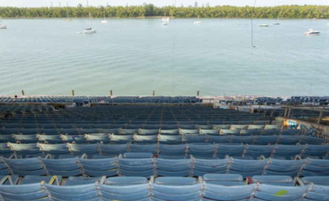 Miami Marine Stadium View Of The Lake Modlar Com