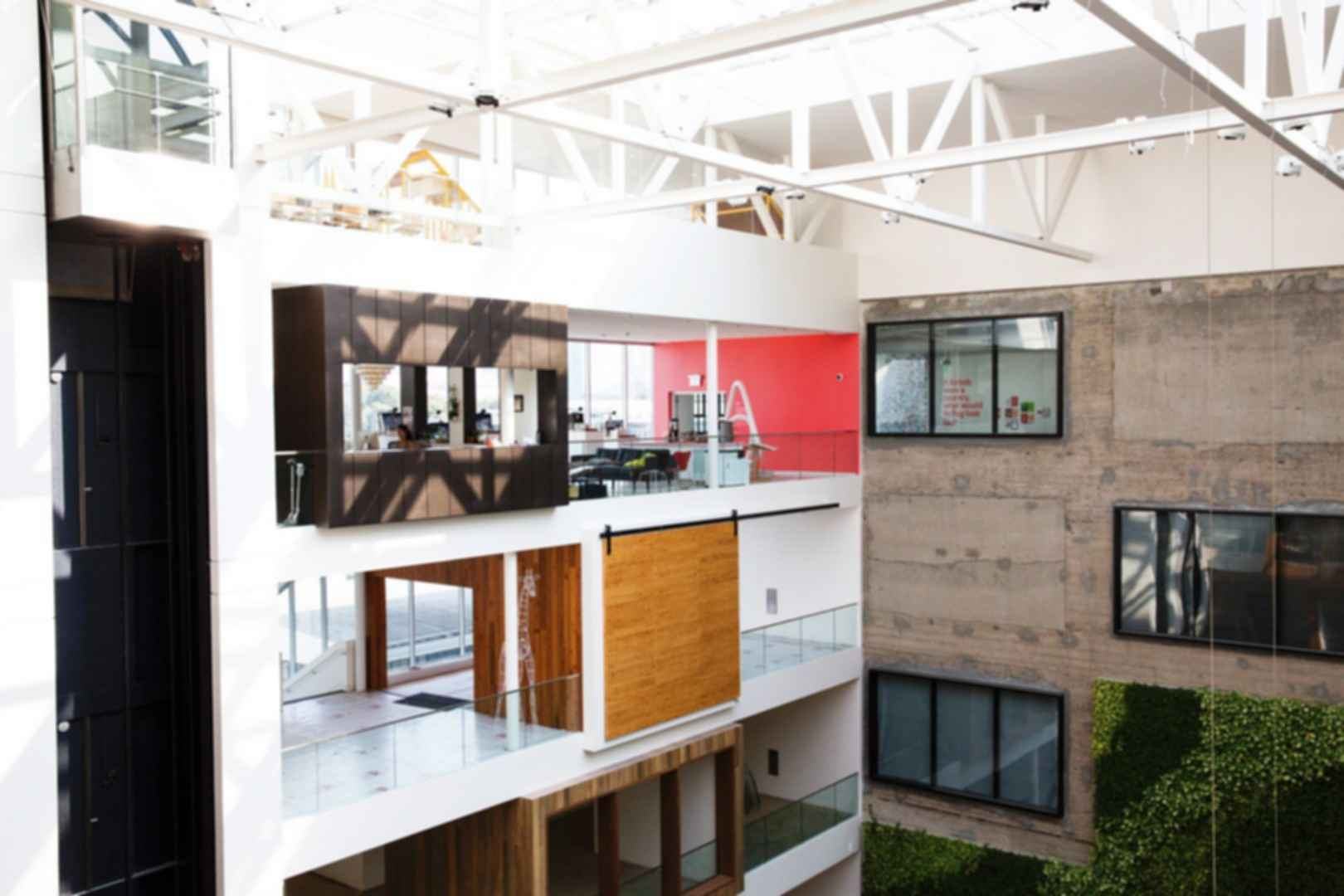 Airbnb Headquarters - Interior
