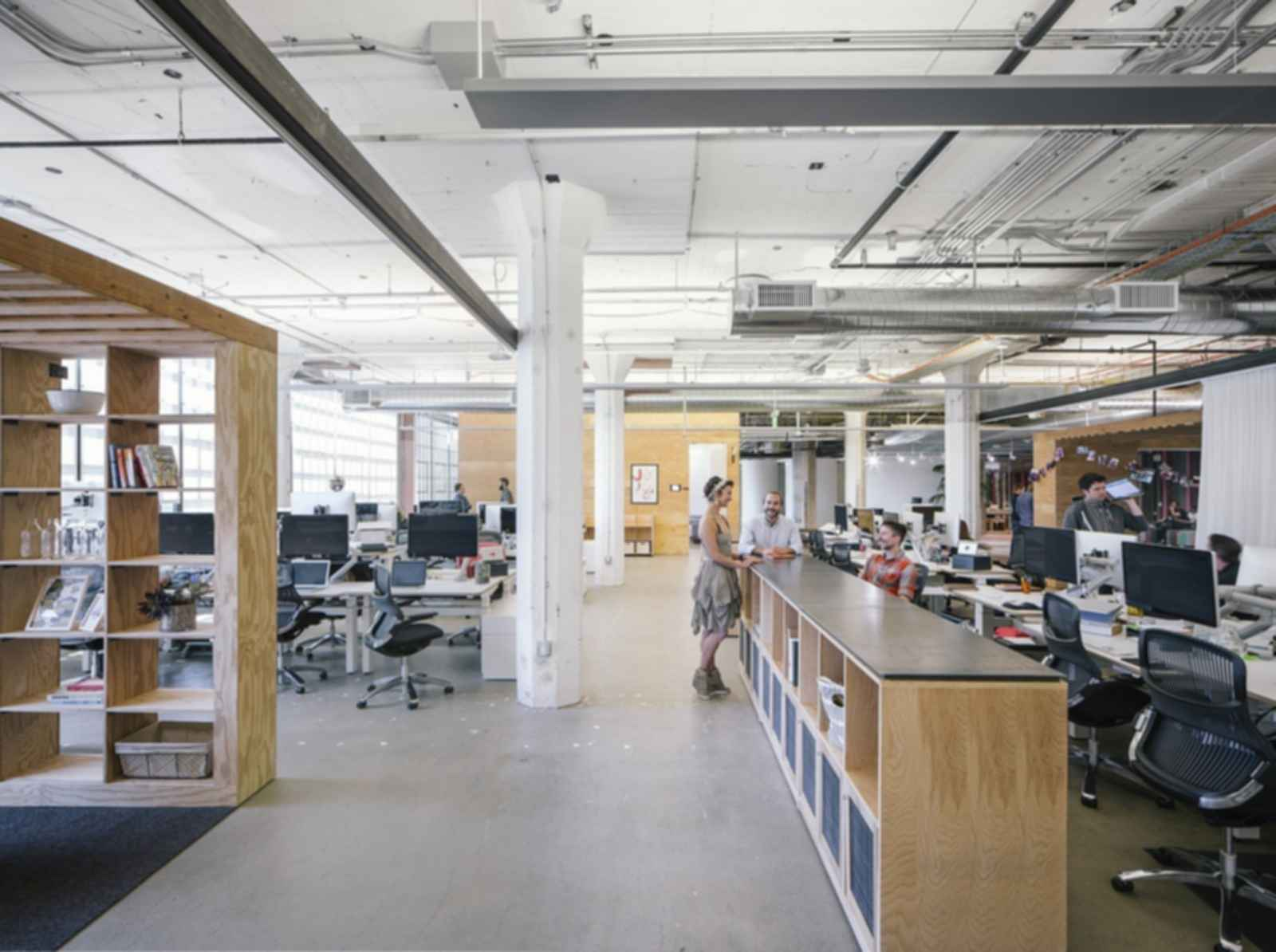 Airbnb Headquarters - Interior/Office Spaces