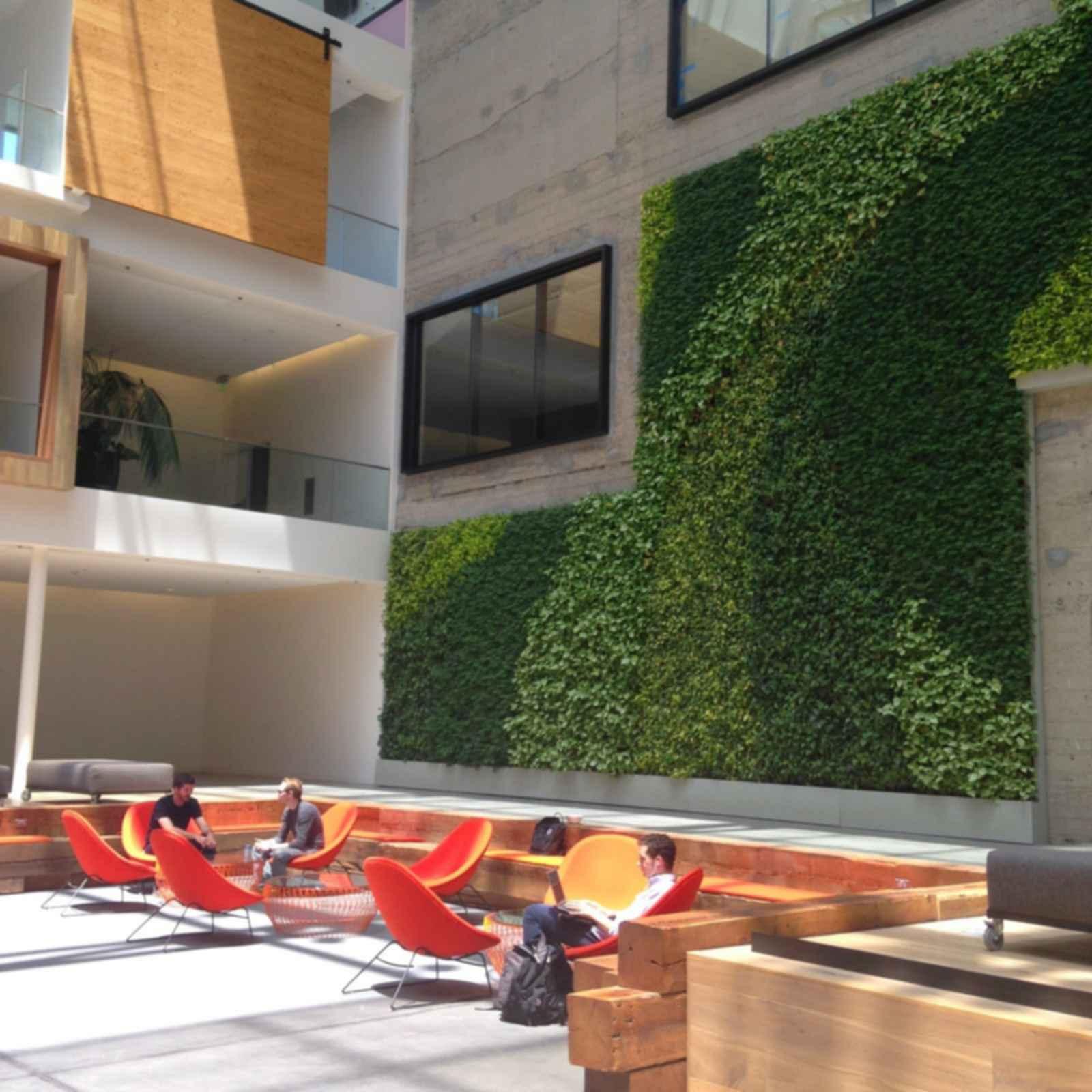Airbnb Headquarters - Outdoor Area