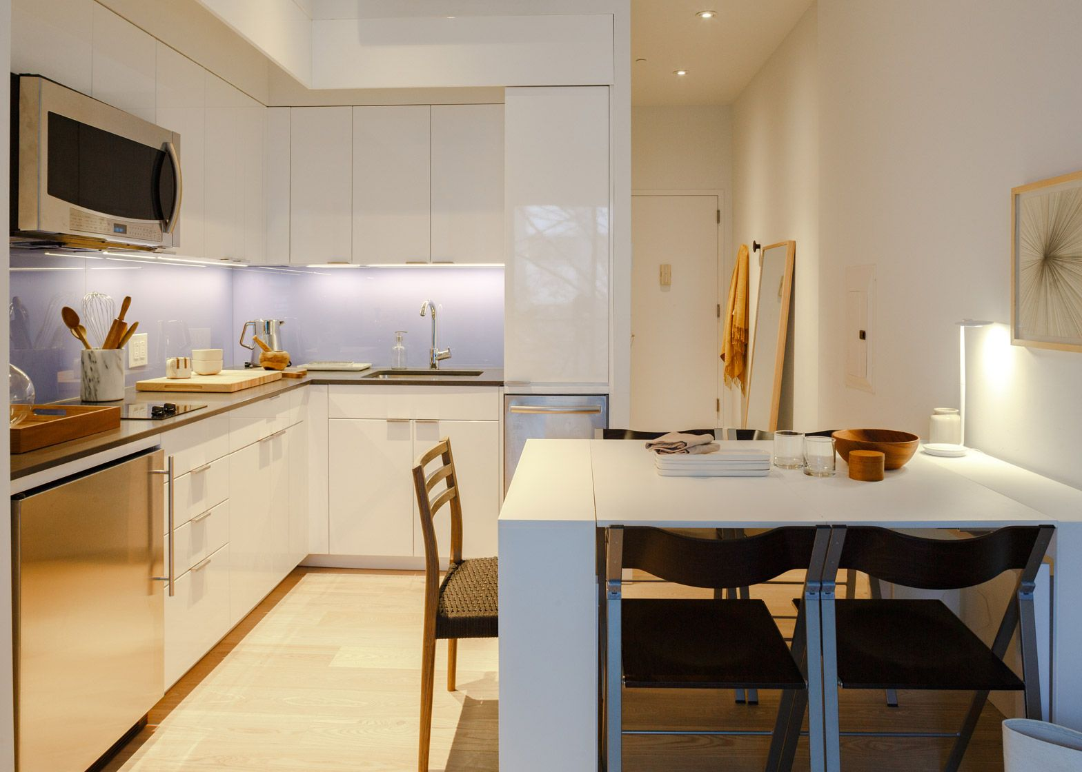 Carmel Place (NYC\'s First Micro-Apartment Tower) - Interior ...