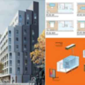 Carmel Place (NYC's First Micro-Apartment Tower) - Concept Design