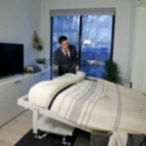 Carmel Place (NYC's First Micro-Apartment Tower) - Interior/Bed
