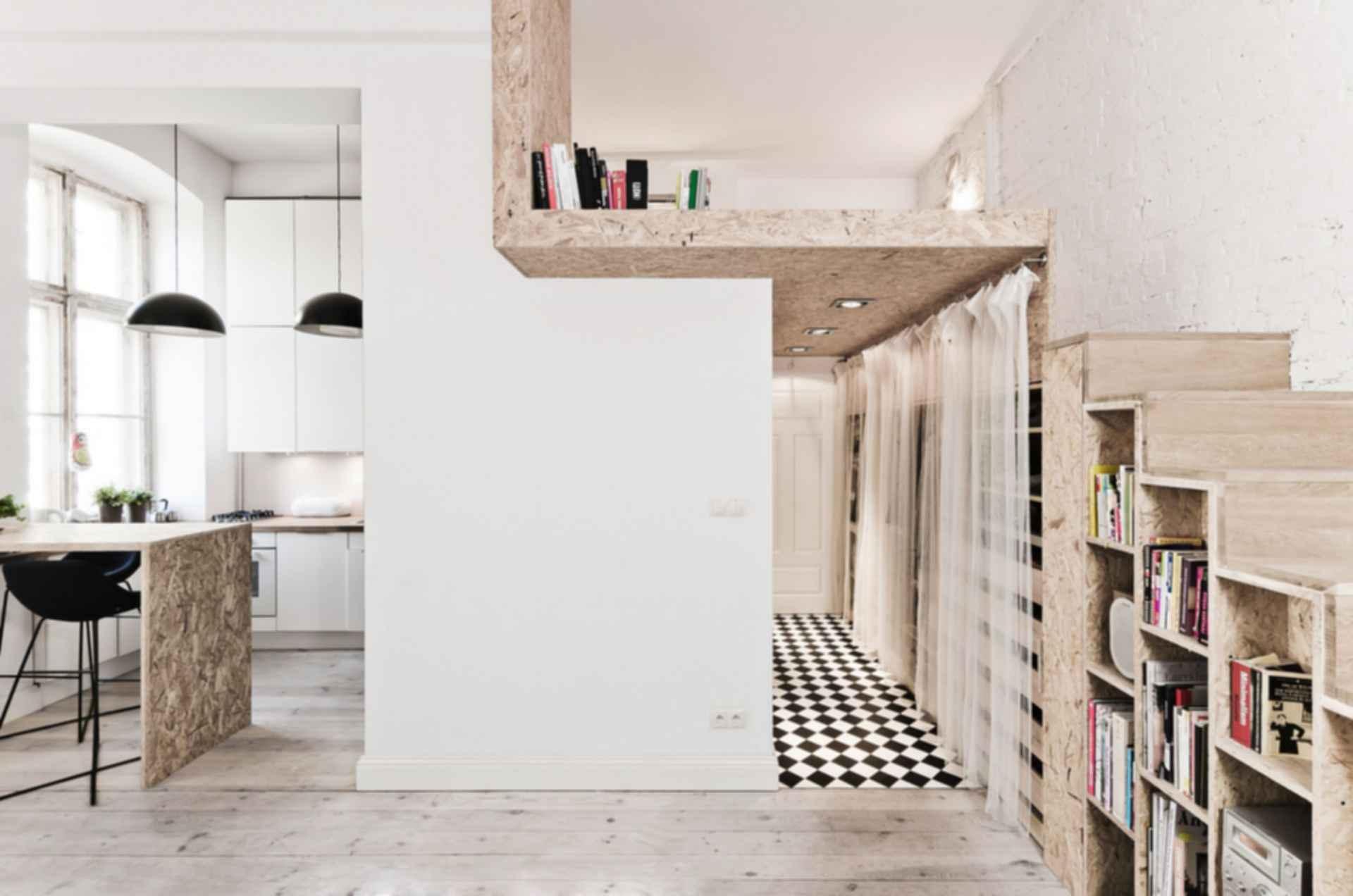 312 sq. ft - Interior/Hallway