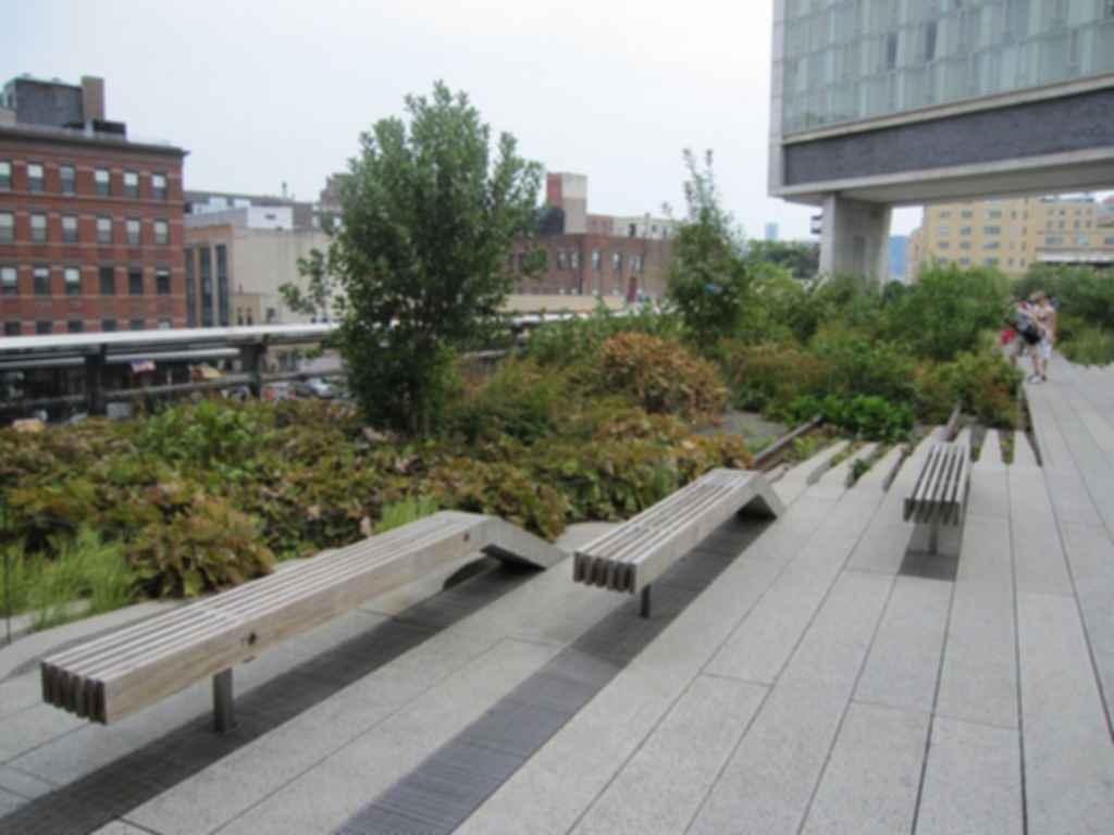 The High Line Walkway Modlar Com