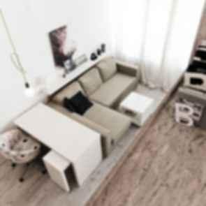 312 sq. ft - Interior/Lounge