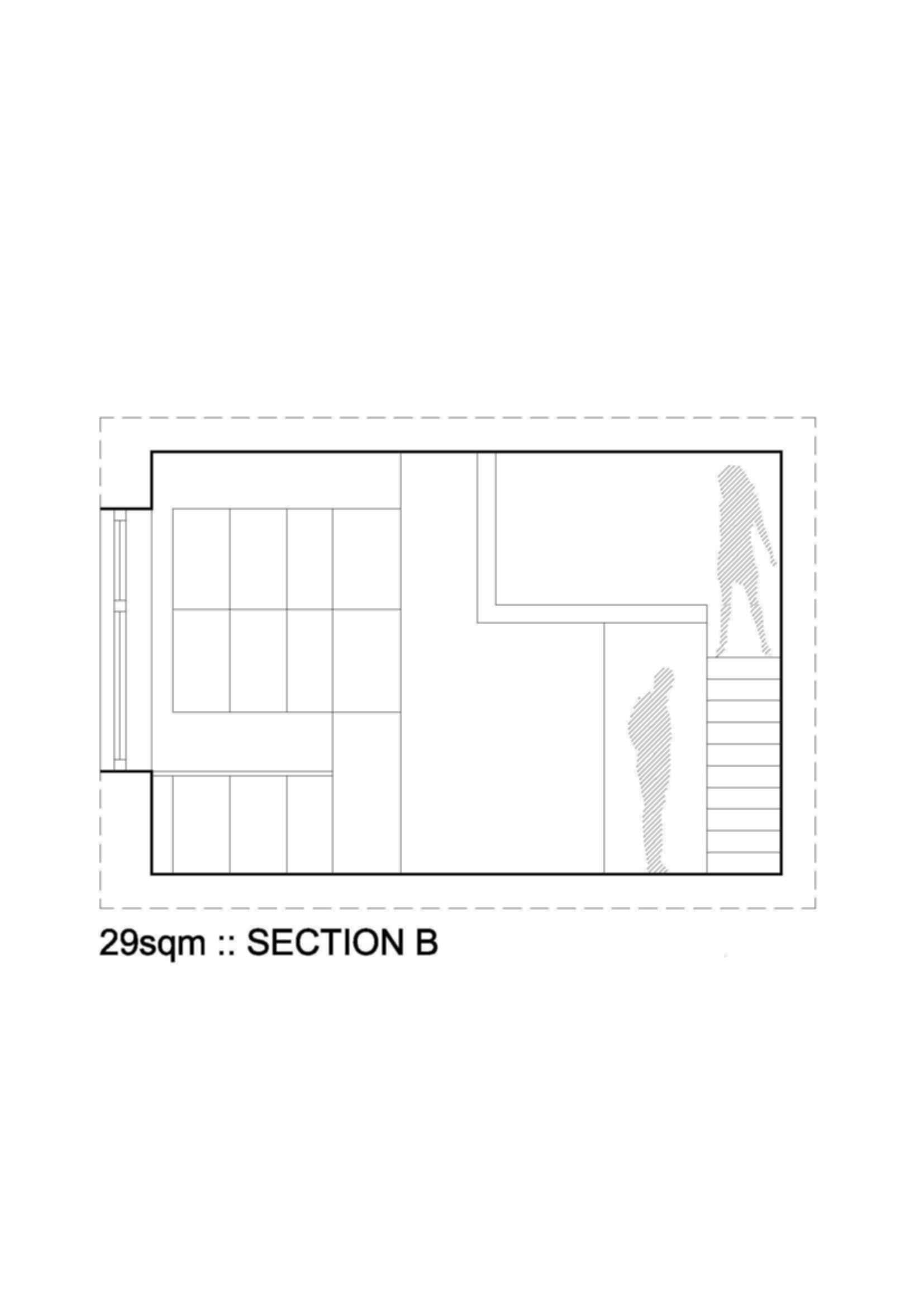 312 sq. ft - Concept Design