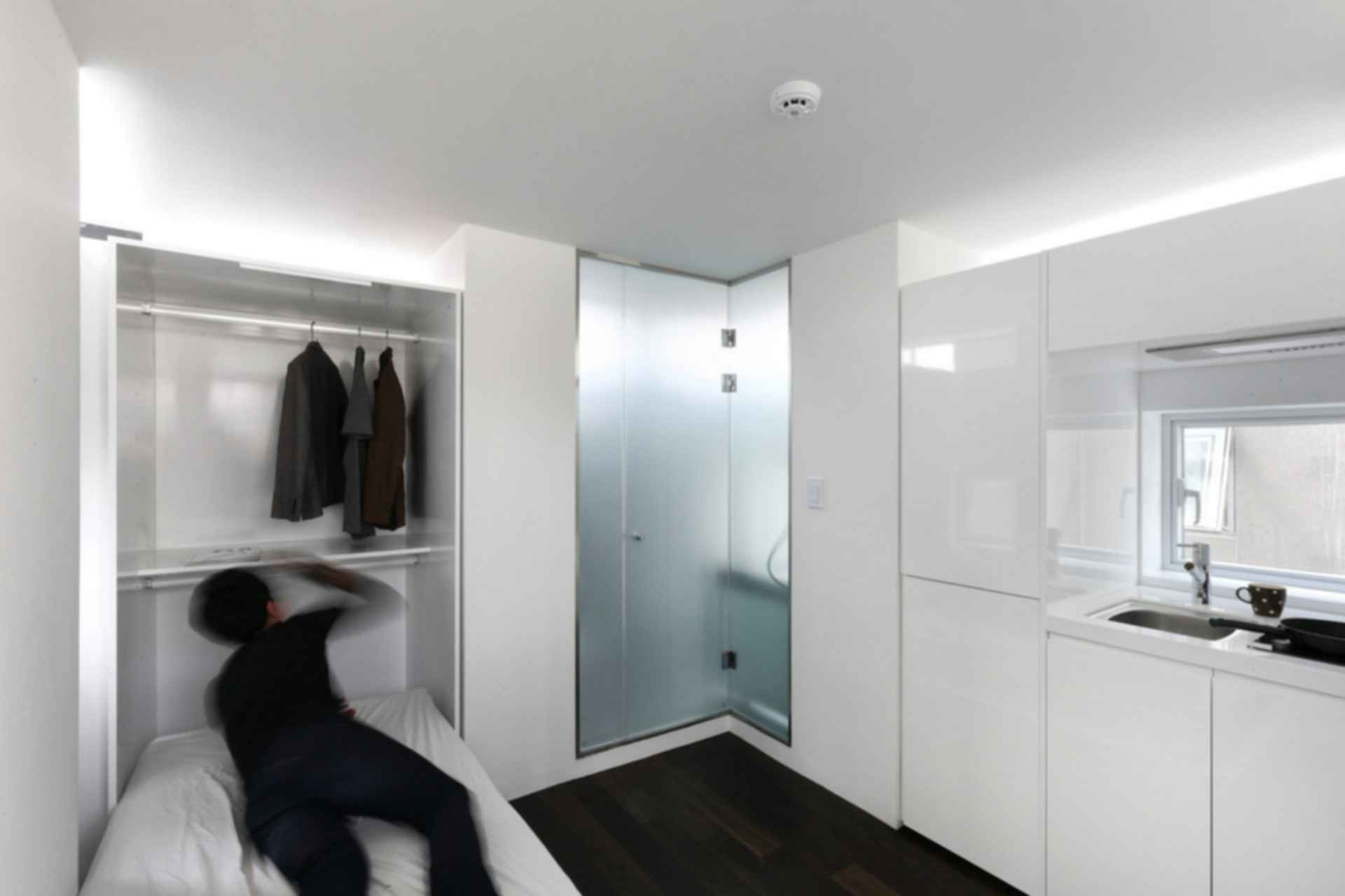 Songpa Micro Housing - Interior