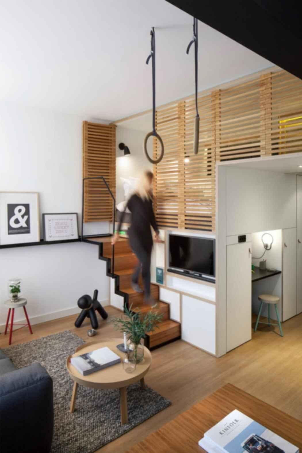 Zoku Loft - Interior/Stairs