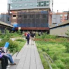 The High Line - Walkway