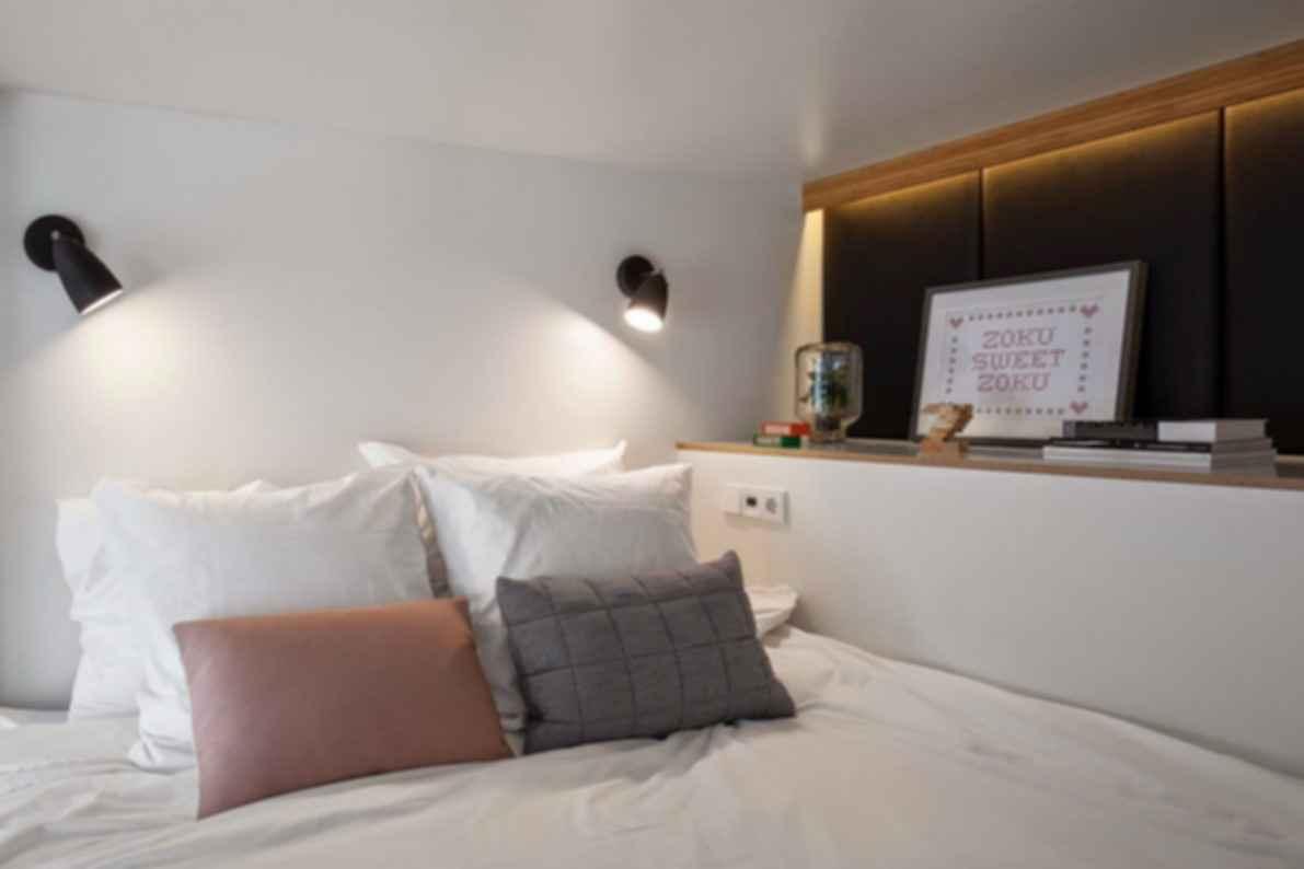 Zoku Loft - Interior/Bed