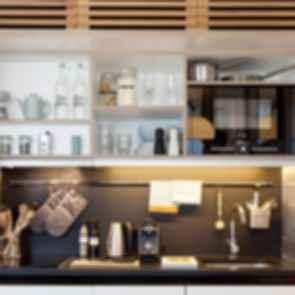 Zoku Loft - Interior/Kitchen
